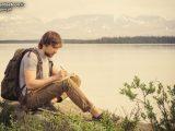 سکوت و تنهایی مفید است