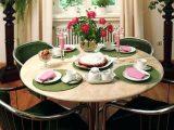 37 ایده تزیین میز غذا خوری در منزل