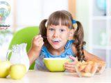 نقش مهم صبحانه در تعذیه کودک و فعالیت آنها