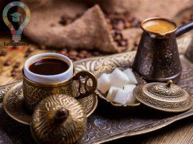 آموزش روش دم کردن قهوه ترک در خانه