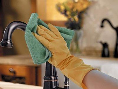 تمیز کردن شیر آلات و از بین بردن رسوب با چند روش آسان