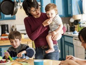 13 کار برای لذت بردن از زندگی برای خانم های خانه دار