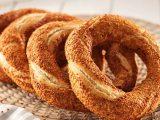 آموزش طرز تهیه نان سیمیت اصل ترکیه