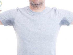 چند روش موثر برای از بین بردن لکه عرق بر روی لباس