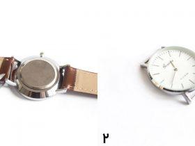 آموزش دوخت دستبند چرمی ساعت مچی
