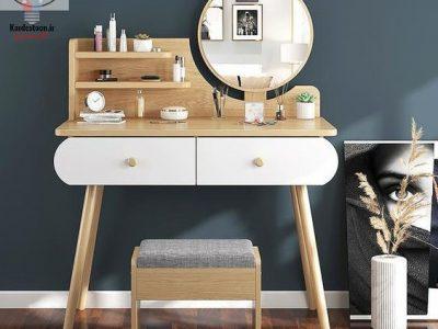 شیک ترین مدل میز آرایشی ساده شیک