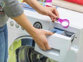 نحوه درست استفاده کردن از شوینده با ماشین لباسشویی