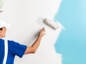اصول کلی برای رنگ آمیزی دیوار و سقف