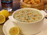طرز تهیه سوپ جو همراه با گوشت