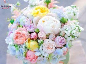 تزیین باکس گل های متنوع با ایده های جدید