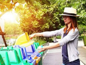 آموزش تفکیک زباله برای بازیافت در منزل